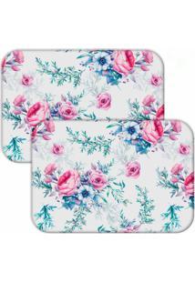 Jogo Americano Love Decor Floral
