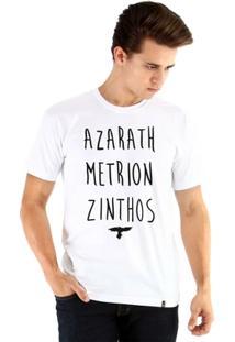 Camiseta Ouroboros Manga Curta Ravena Masculina - Masculino