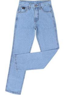 Calça Jeans Fast Back Masculina - Masculino-Azul Claro