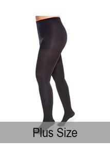 Meia-Calça Plus Size Loba Lupo (05786-001) Fio 80 Acrílico | Bem Quentinha