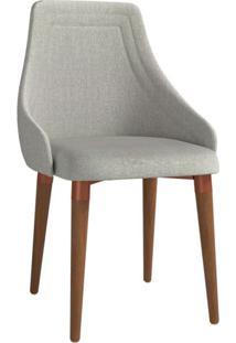 Cadeira Evelyn Cinza
