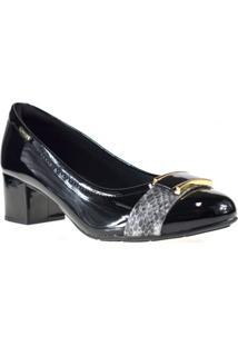 Sapato Feminino Salto Baixo Conforto Modare 7316117