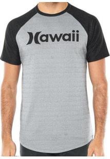 Camiseta Hurley Especial Hawaii - Masculino