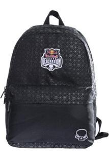 Mochila Red Bull Fly Preto - Unissex-Preto
