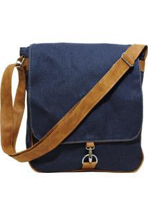 145269f7c Bolsa Azul Marinho Pratica feminina | Gostei e agora?