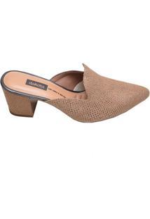Sapato Feminino Dakota Nude