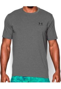 Camiseta Under Armour Left Chest Lockup - Masculino