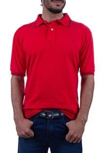 Camisa Colombo Polo Lisa - Masculino