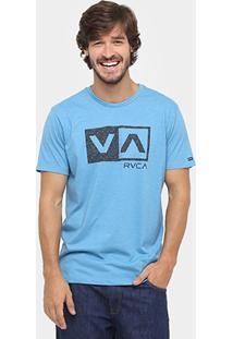 Camiseta Rvca Speckle Box - Masculino