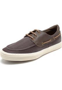 Sapato Mariner Cadarço Marrom