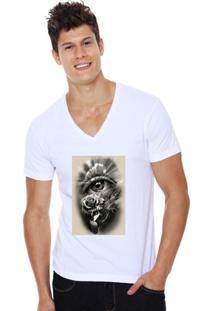 Camiseta Triztam Branca 240