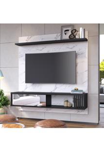 Painel Home Suspenso Para Tv Colibri Ilhéus 1 Prateleira