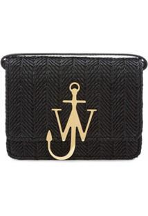 Jw Anderson Bolsa Com Logo - Preto