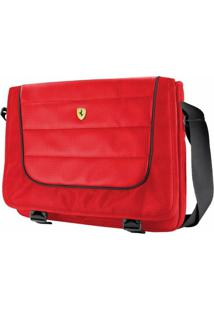 Bolsa Ferrari Nova Escuderia - Vermelha - Unissex