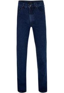 Calça Jeans Classic Blue One Masculina - Masculino-Marinho