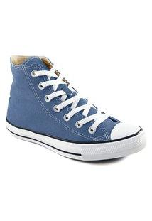 Tênis Converse All Star Chuck Taylor Seasonal Hi Azul Escuro Ct04190049