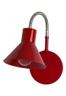Arandela Funchal - Vermelha