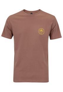 Camiseta O'Neill Conversio - Masculina - Marrom