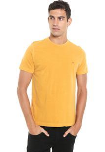 Camiseta Aramis Stone Amarela