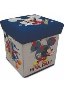 Porta Objeto Banquinho Mickey
