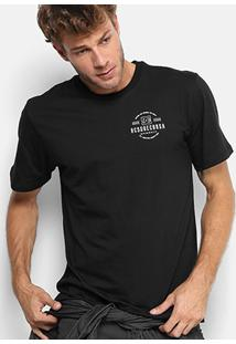 Camiseta Dc Shoes Rules Masculina - Masculino