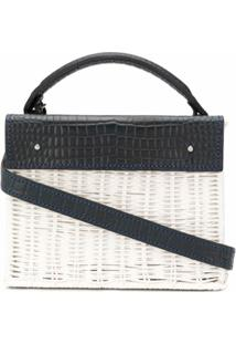 Wicker Wings Bolsa Tiracolo Kuai - Azul