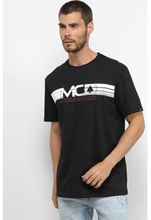 Camiseta Mcd Regular Way Of Life Masculina - Masculino