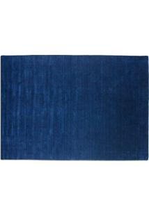 Tapete Fields Plain Dark Blue