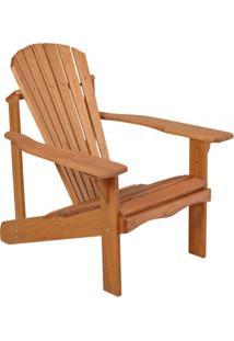Cadeira De Descanso Em Madeira Maciça Varanda Casa E Jardim Móveis Stain Jatobá
