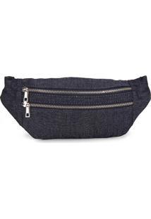 Pochete Acessórios By Passarela - Jeans