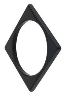 Karl Lagerfeld Bracelete Quadrado - Preto