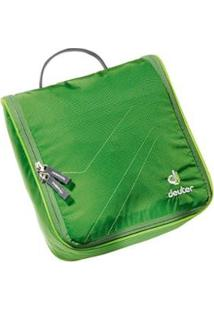 Necessaire Deuter Wash Center - Unissex-Verde