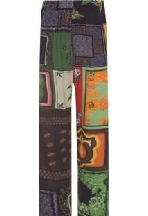 Calça Masculina Scarf - Preto