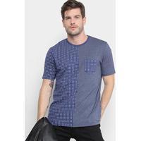 74e8805cd6 Camiseta Burn Com Bolso Full Print Masculina - Masculino