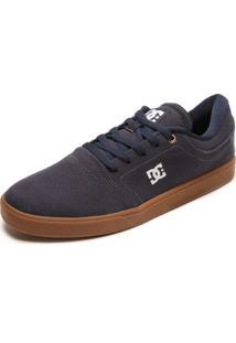 Tênis Dc Shoes Crisis Tx La Azul-Marinho