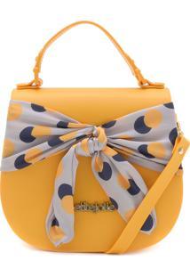 d45b6c04b Bolsa Amarela Petite Jolie feminina