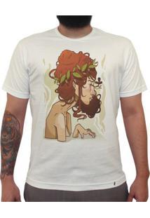 Hidropônica - Camiseta Clássica Masculina