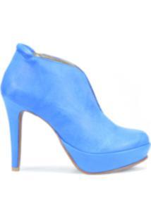 Sapato Barth Shoes Ursula Azul