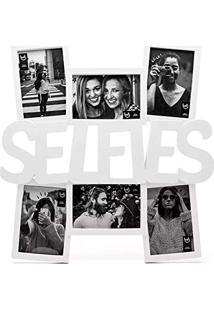 Painel De Fotos Selfie Branco