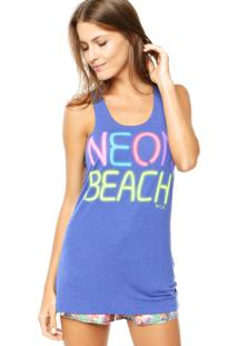 Regata Rip Curl Neon Beach Purple