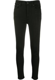 Polo Ralph Lauren Calça Jeans Skinny Preta - Preto