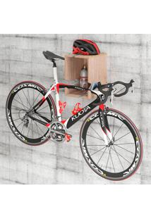 Nicho Organizador Para Bicicleta Easy– Be Mobiliário - Natural