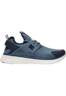 e9bc548ca1 ... Tênis Dc Shoes Meridian Masculino - Masculino-Azul