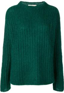 Marni Suéter De Tricô - Verde