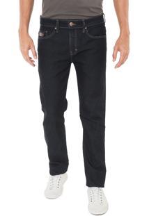 Calça Jeans Colcci Slim Lisa Azul