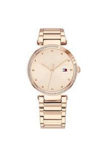 Relógio Tommy Hilfiger Feminino Aço Rosé - 1782237