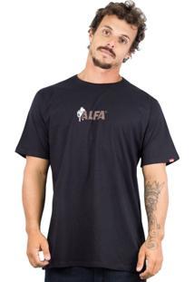 Camiseta Alfa Only Masculina - Masculino
