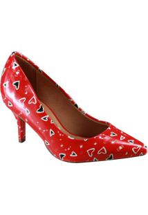 7a63b6fafb832 Sapato Vermelho Vizzano feminino | Shoelover