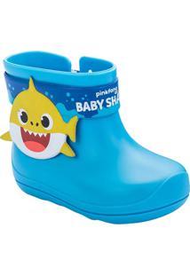 Galocha Baby Shark Grendene Infantil Masculina 22538