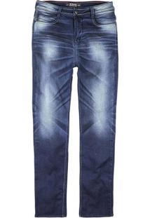 Calça De Moletom Jeans Masculina Hering Special Denim